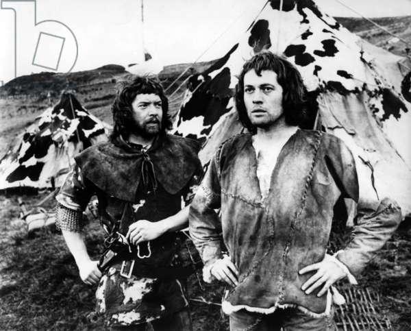 Entre l' alcove et la potence TOM JONES de TonyRichardson avec Albert Finney, 1963 Oscar1963