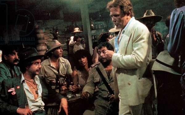 Au dessous du Volcan UNDER THE VOLCANO de John Huston avec Albert Finney,1984
