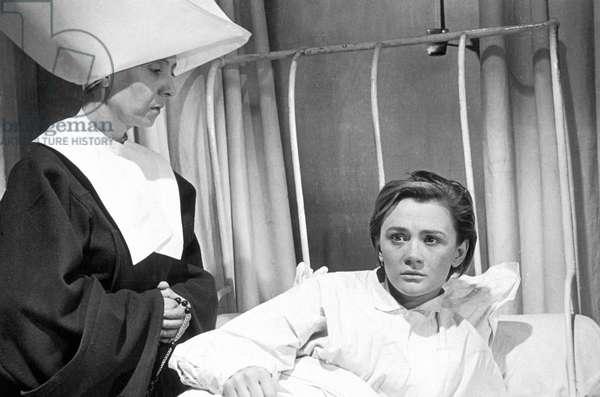 Les Miserables de Jean Paul Le Chanois et ecrit par Michel Audiard avec Daniele Delorme (Fantine) 1958 (d'apres VictorHugo)