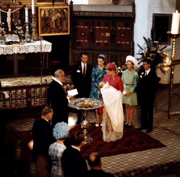 Christening of Joachim of Denmark