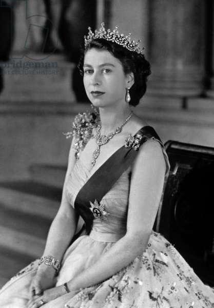 Elizabeth II of England