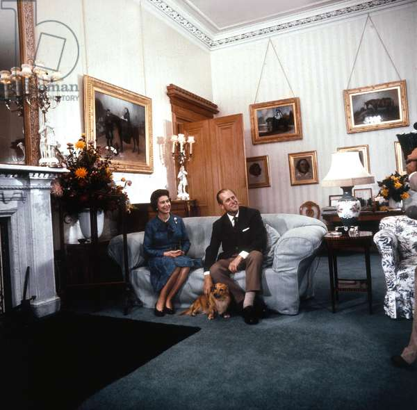 Elizabeth II and the Duke of Edinburgh, Scotland