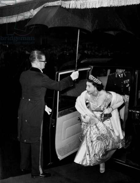 Queen Elizabeth II, 1960