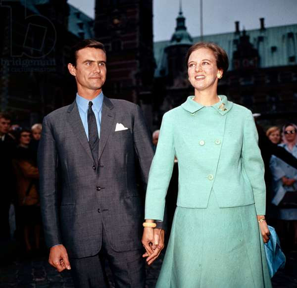 Margarita of Denmark and Henrik