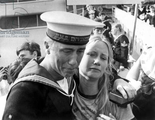 Falklands War