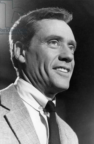 Actor Mel Ferrer C. 1957 (b/w photo)