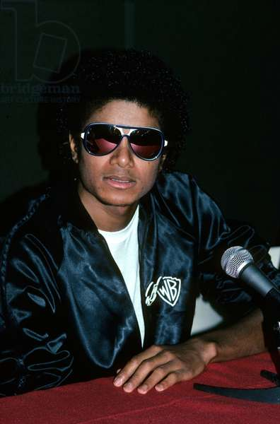 Singer Michael Jackson in March 1981 (photo)
