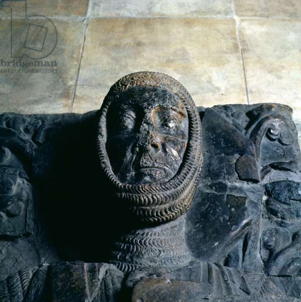 Effigy of William Marshal (c.1146-1219)  Earl of Pembroke (stone)