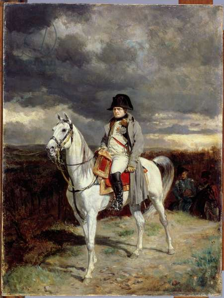 1814, 1862 (oil on panel)