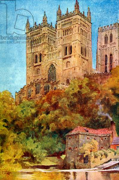 DURHAM/CATHEDRAL 1909