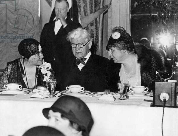 Jefferson Day Luncheon, c.1929 (b/w photo)