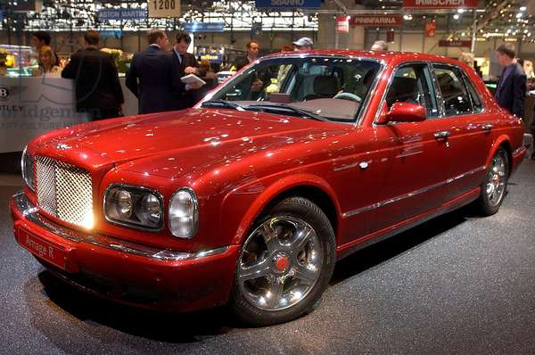 The Bentley Arnage R
