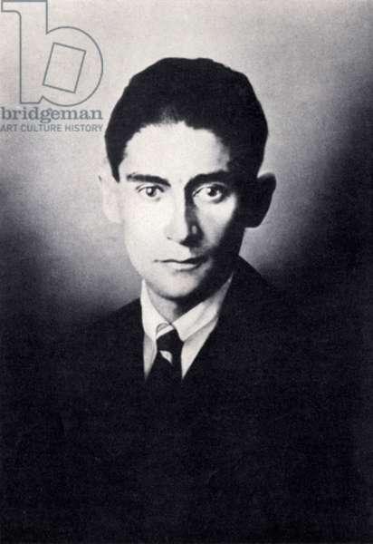 Franz Kafka - portrait