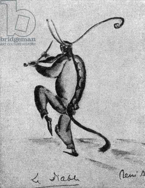 Igor Stravinsky 's 'Geschichte vom Soldaten'