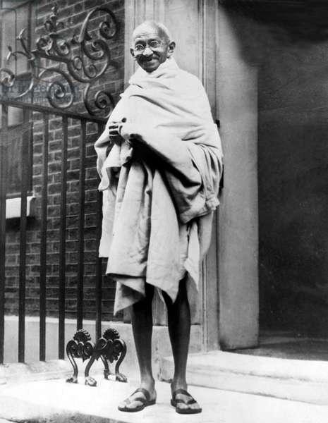 Mahatma Gandhi in1931.