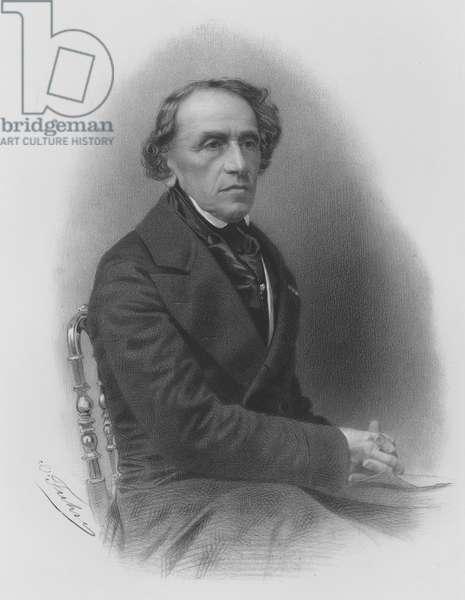 Giacomo Meyerbeer (engraving)