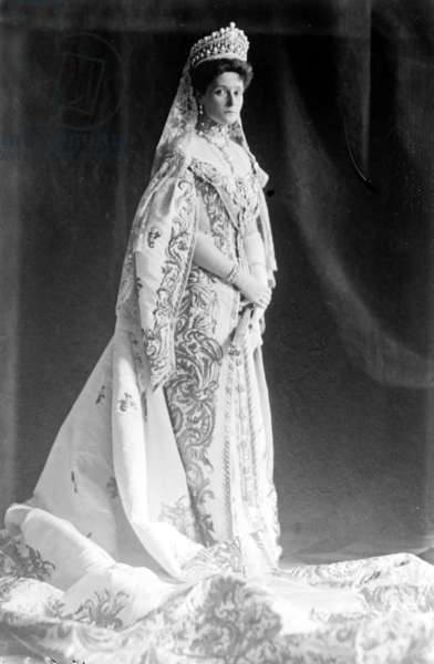 Empress Alexandra of Russia, 1900