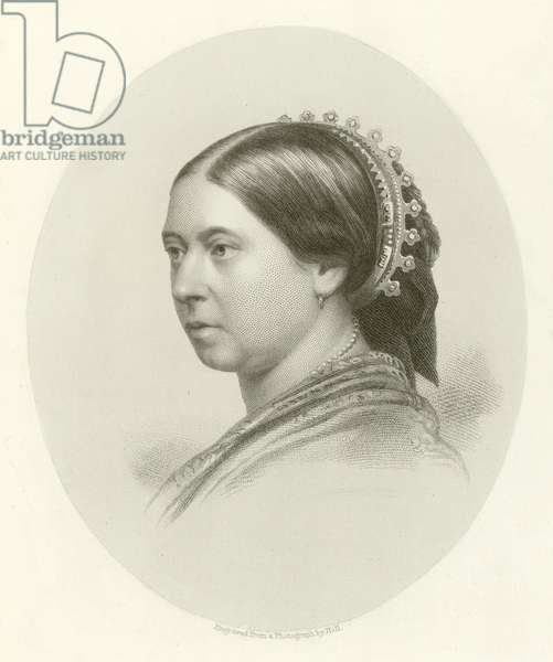 Her Majesty the Queen (engraving)