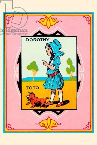 Dorothy & Toto, Wizard of Oz