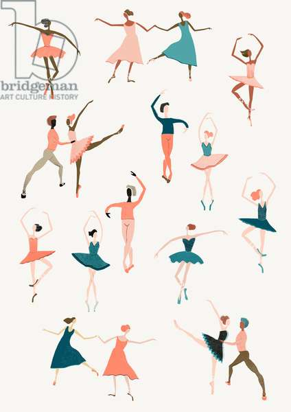 Rox Pops Ballet, 2014 (digital)