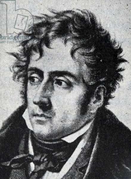 Francois-Rene de Chateaubriand