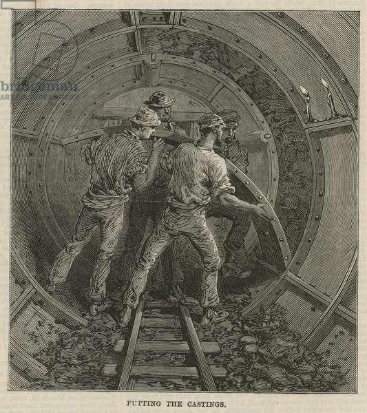 The Thames Subway (engraving)