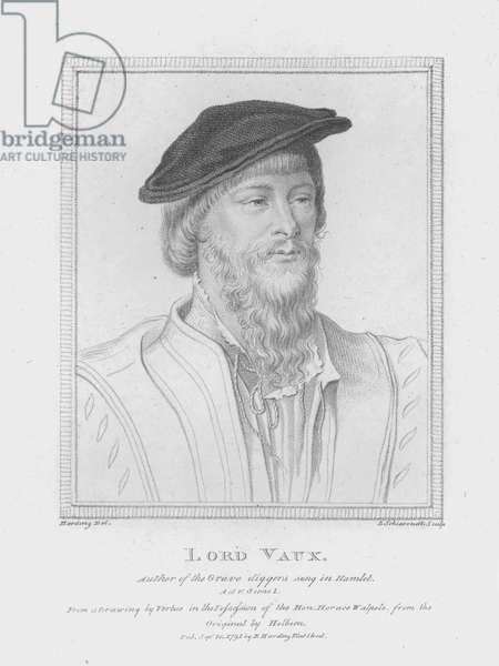 Lord Vaux (engraving)