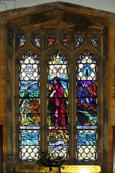 Thomas Hardy memorial window