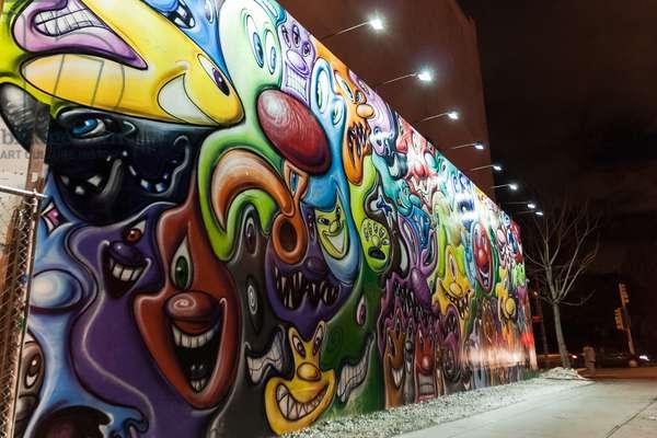 Bowery mural , 2011 , (photograph)