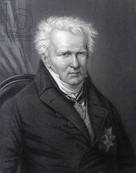 Alexander von HUMBOLDT - 1769 - 1859