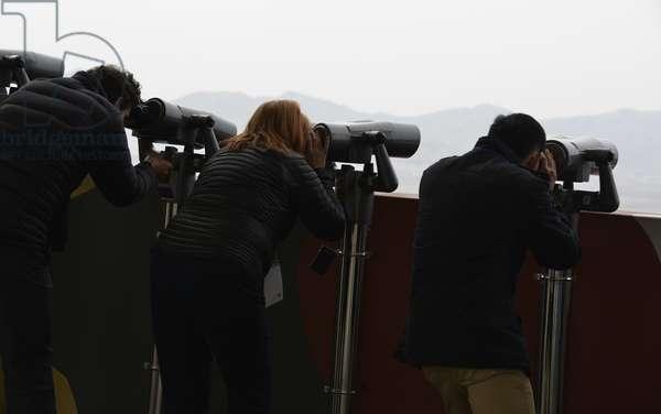 South Korea North Korea border