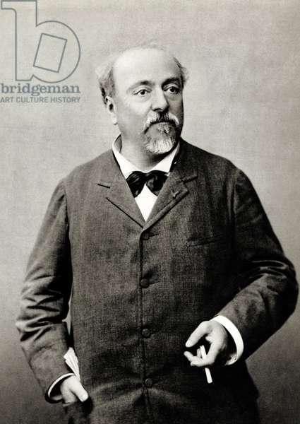 Emmanuel Chabrier - portrait