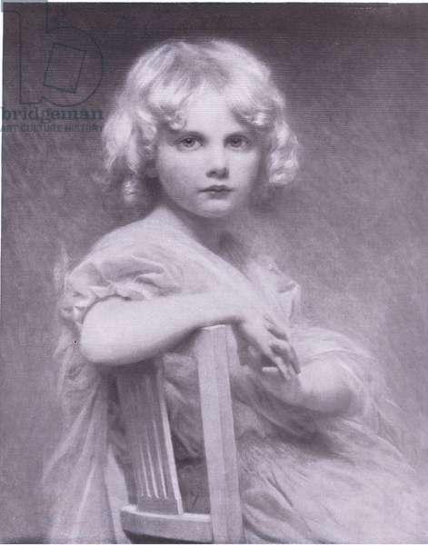 Eva, Bibbys Annual, 1916-1917 (litho)
