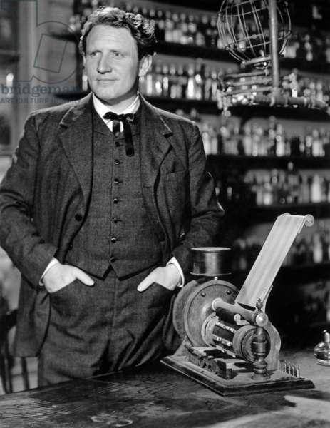 La vie de Thomas Edison Edison the man de ClarenceBrown avec Spencer Tracy 1940
