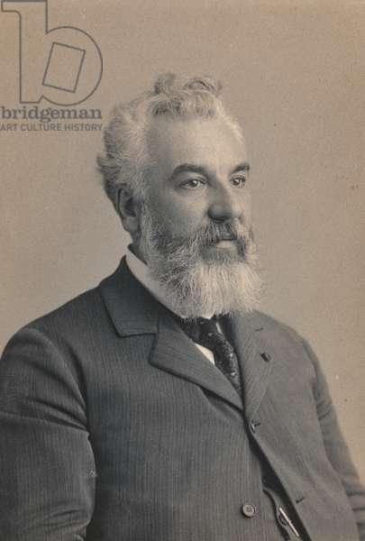 Alexander Graham Bell (1847-1922), c.1895 (photo)