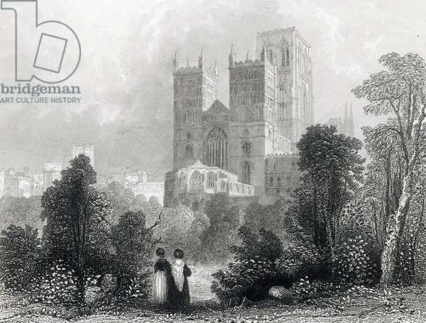DURHAM CATHEDRAL/1837