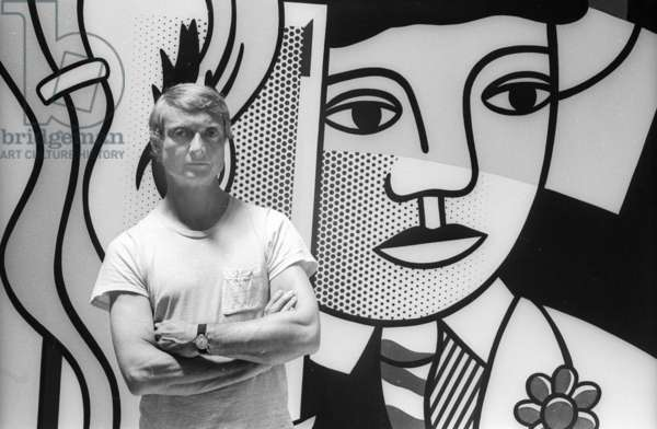 Roy Lichtenstein, 1979 (photo)