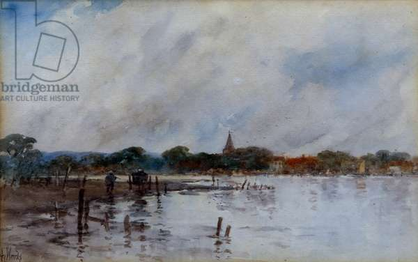 Bosham Creek, 1914-20 (w/c on paper)