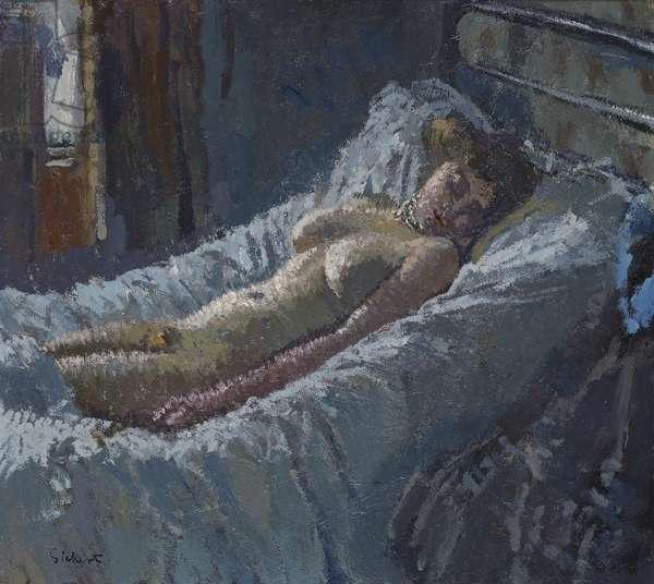 Mornington Crescent Nude, c.1907 (oil on canvas)