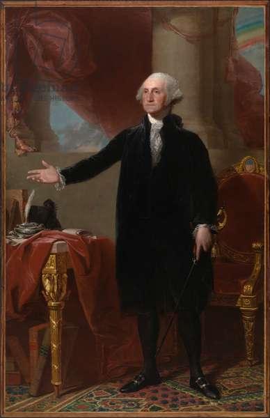 George Washington (1732-1799), 1796 (oil on canvas)