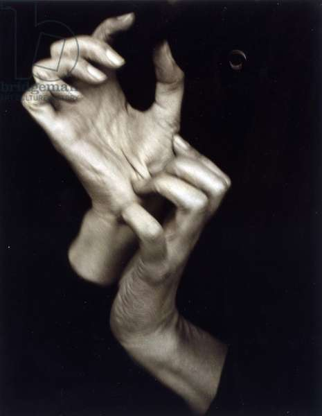 Georgia O'Keeffe by Alfred Stieglitz