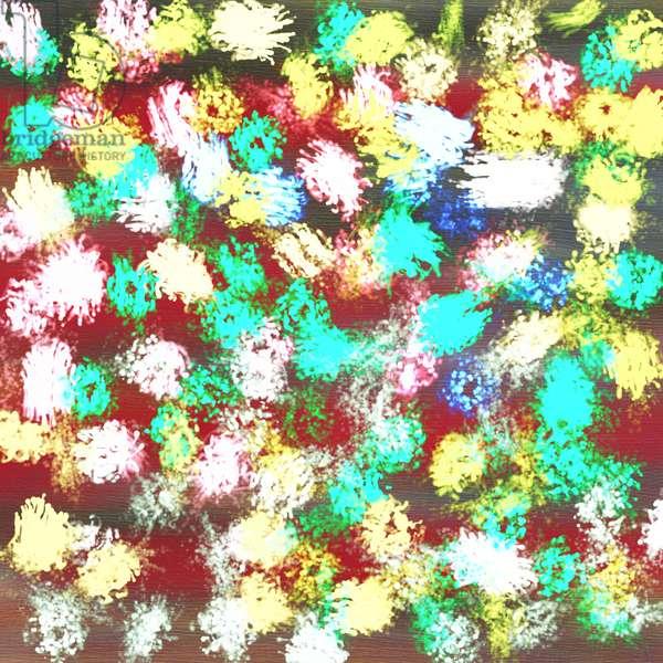 Garden.2015,(digital painting)