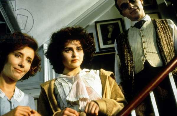Retour a Howards End HOWARDS END de James Ivory avec Emma Thompson et Helena Bonham Carter 1992
