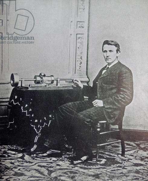 Thomas Alva Edison, 1931