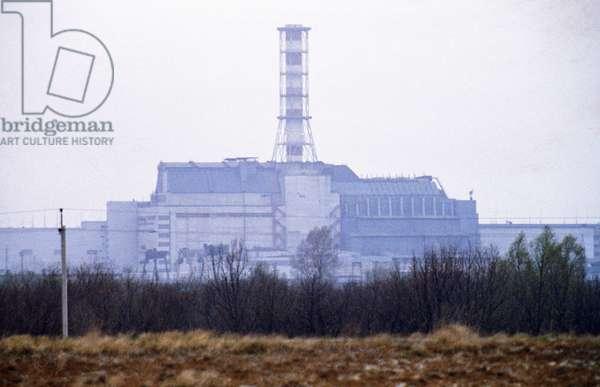 Chernobyl Aps, Ukraine, USSR, 1996.