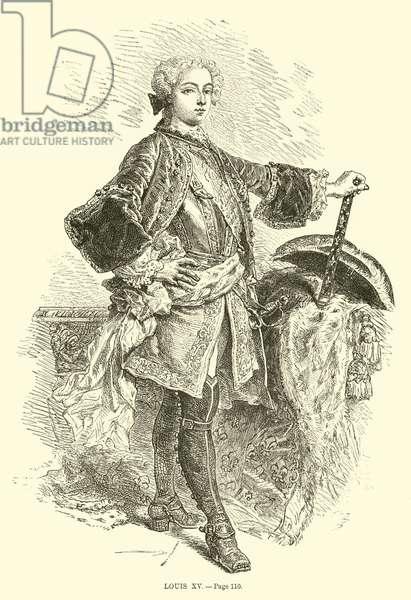 Louis XV (engraving)