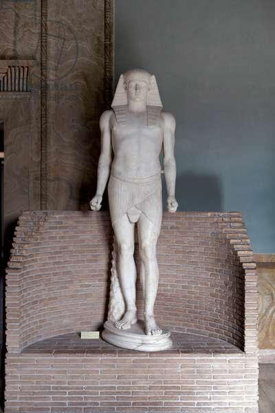 Antinous/Osiris - statue of divinity (131-138)