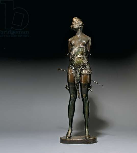 The Riding Crop, c.1925 (bronze) (see also 940323)
