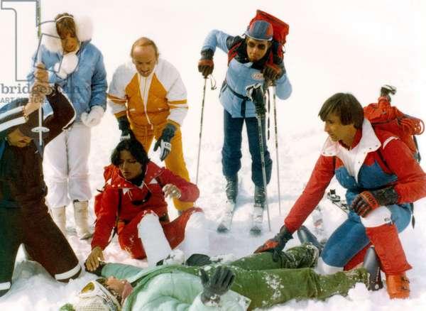 Les bronzes font du ski directed by Patrice Leconte, 1979