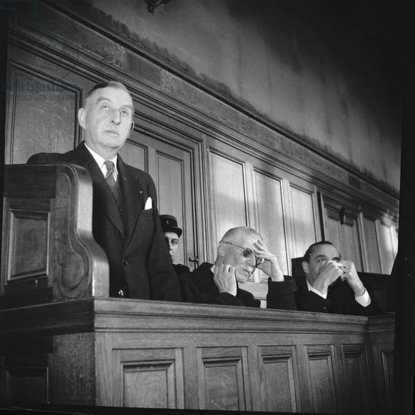 Bohr Mining Trial:  the financiers responsible for the sale, 1950
